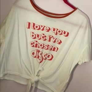 Disco shirt